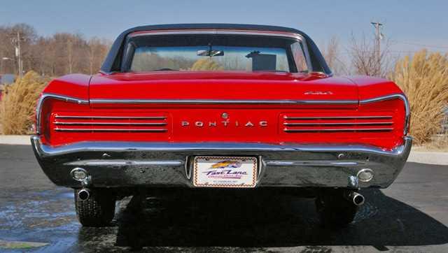 1966 Pontiac Gto 2 Door Hardtop
