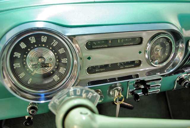 1954 Chevrolet Belair 4 Door Sedan