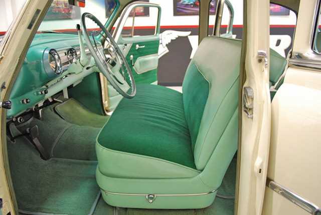 Second Chance Auto >> 1954 Chevrolet Belair 4 Door Sedan