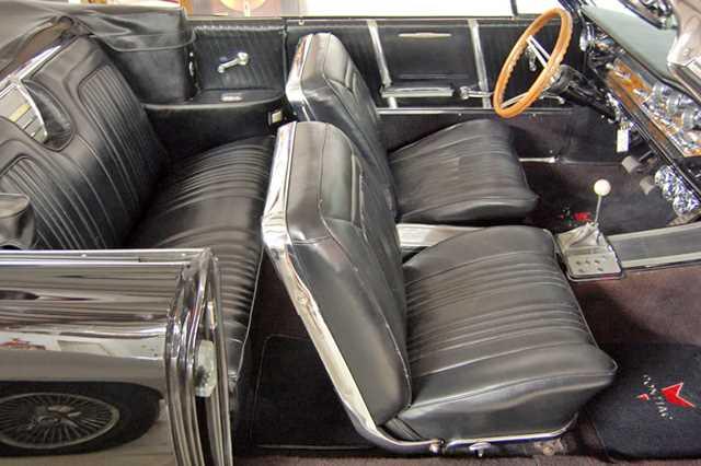 1963 pontiac bonneville convertible for Garage auto bonneville