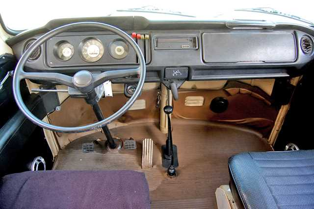 Second Chance Auto >> 1968 Volkswagen Van