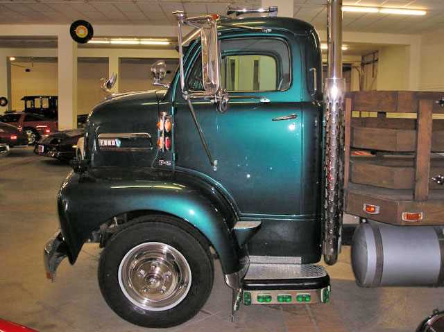 1950 Ford F6 Coe Truck