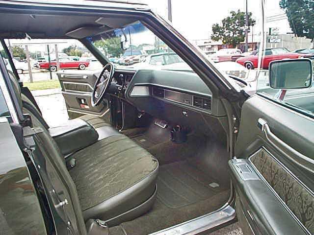 Cadillac Sedan Deville Int