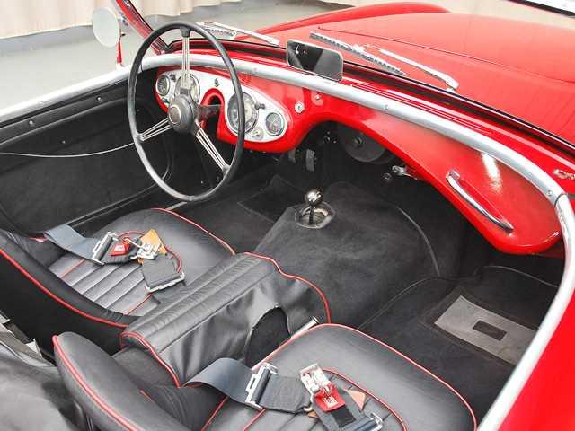Second Chance Auto >> 1955 Austin Healey 100 4