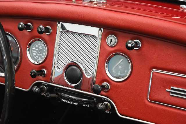 Second Chance Auto >> 1958 MG MGA Twin Cam Roadster