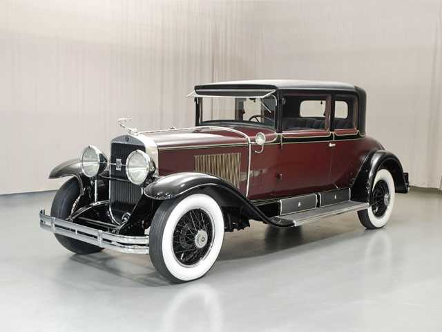 1928 Cadillac 341 A