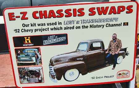 DIY Car Restoration: Adding a new chassis to your old Chevy truck