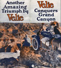 Grand Canyon Motoring - 1915 Metz & 1921 Velie