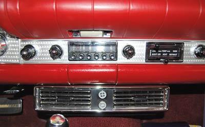 Classic Car Restoration: Repairing vinyl in your classic car