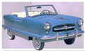 Nash Metropolitan - Before Its Time