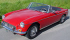MGB: The Sports Car America Loved First
