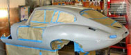 How to Paint Your Classic Car