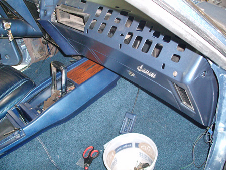 Classic Car Interior Trim Amp Upholstery Removal