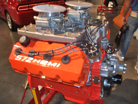 Crate Engine For Your Resto Mod