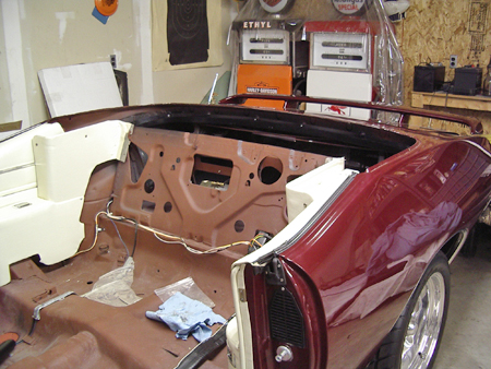 Sanding and Priming Your Resto-Mod Project