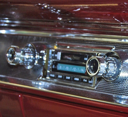 Sound Systems for Resto-Mod Restorations