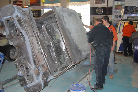 Resto-Mod Restorations: Real Steel and Real Rust